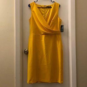 *NWT* & FREE SHIPPING - Crossed Neckline Dress